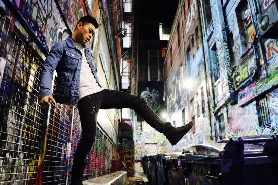 Josh Mak (Photo by Aaron Mak)